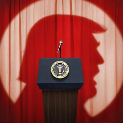 Voor een zeventiger als Trump is corona géén griepje