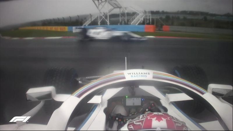 Én cambio, lo que más hemos visto en este trozo de Q1: pilotos de lado, trompeando.