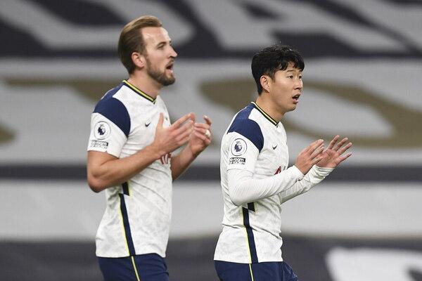 Kane y Son, las grandes amenazas del Tottenham
