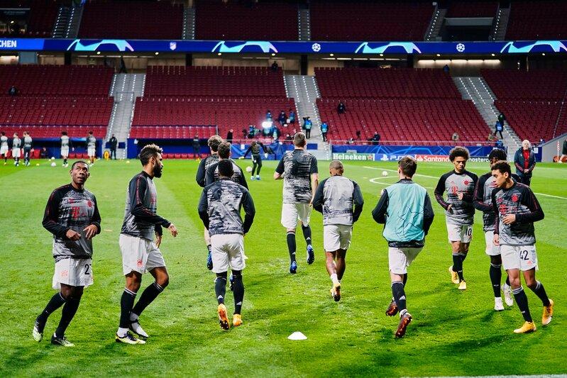 También el Bayern, que nunca ha jugado en este escenario.