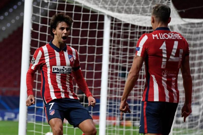 Esta sociedad le está dando muchas alegrías al Atlético. (FOTO: @ChampionsLeague)