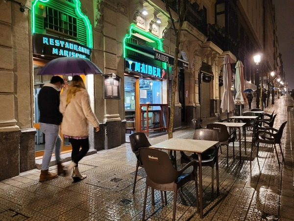 Apertura De La Hostelería En Euskadi La Reapertura De Los Bares Y Restaurantes En El País Vasco En Directo El Correo