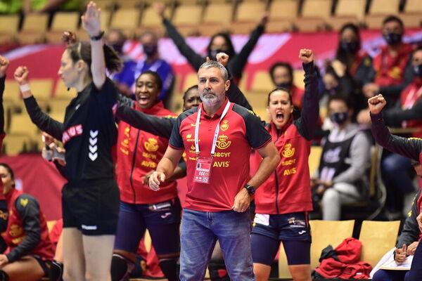 Carlos Viver, seleccionador español