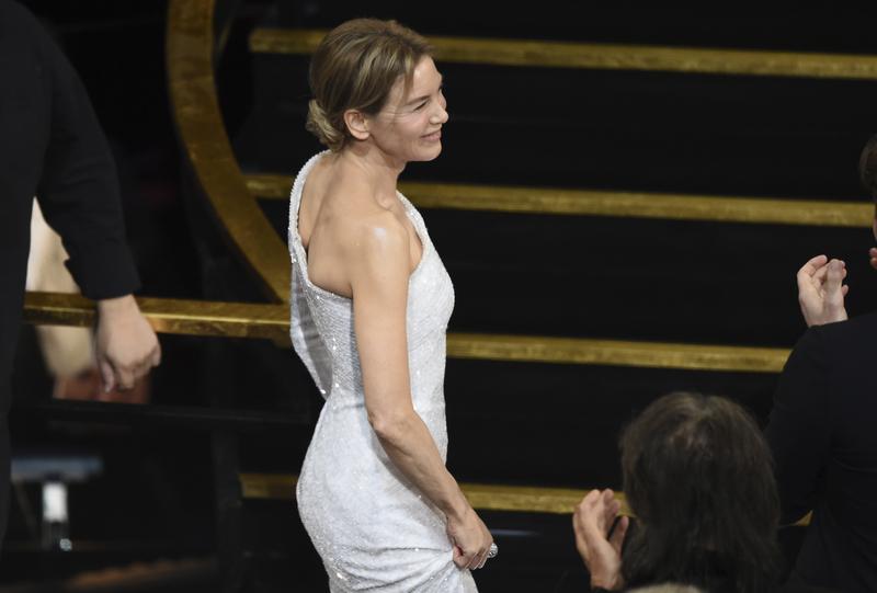 Renée Zellweger, Oscar a mejor actriz