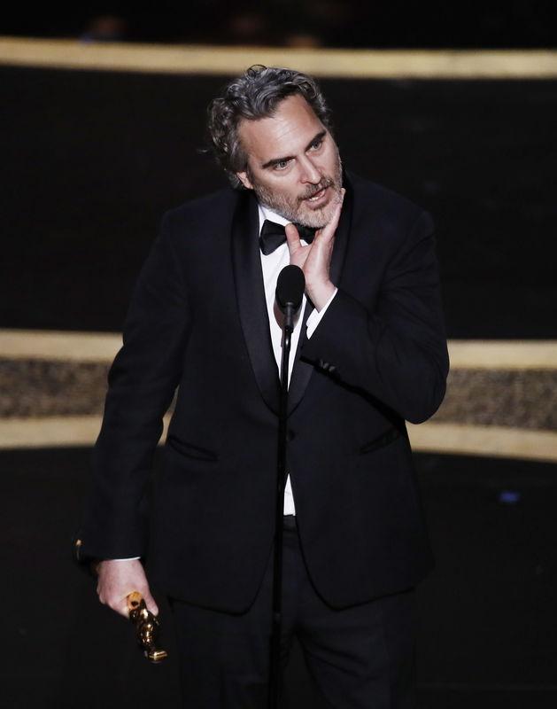 Joachim Phoenix, Oscar a Mejor actor