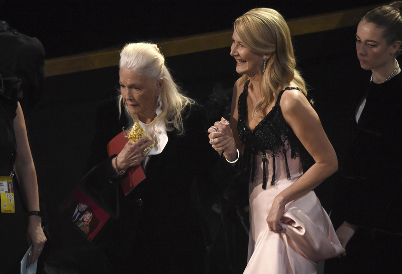 Laura Dern, Oscar a la Mejor actriz de reparto (AP)