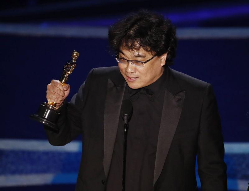 Bong Joon Ho, ganador del Oscar a mejor director