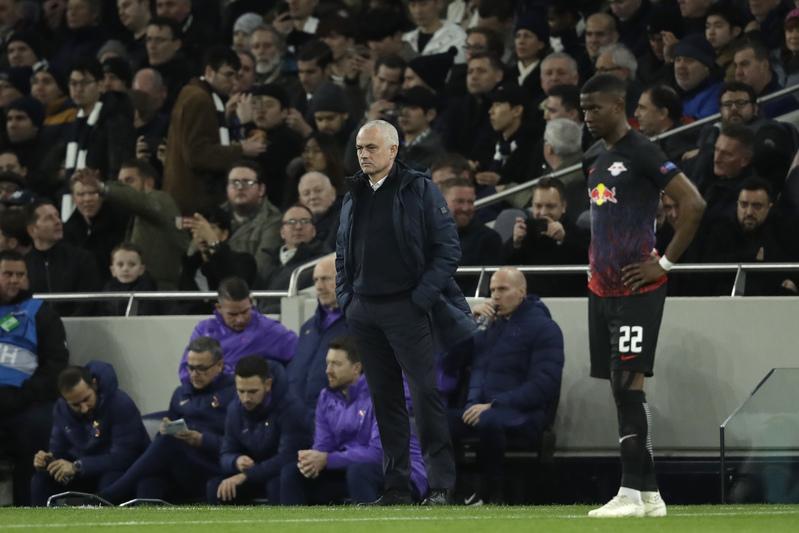 Mourinho no lo ve nada claro