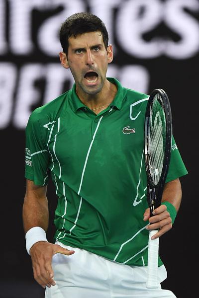 Recuperación Novak Djokovic FOTO: GETTY