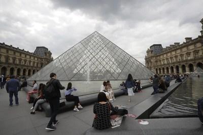 Afbeeldingsresultaat voor Louvre nieuwsblad