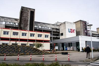 Afbeeldingsresultaat voor UZA nieuwsblad