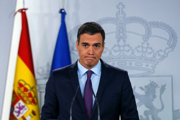 Image result for Pedro Sanchez + ABC