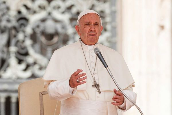 Image result for Pope Francis + ABC