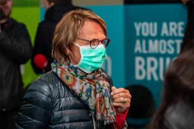 """172 Belgen die in quarantaine op Tenerife vastzaten, zijn geland in Oostende: """"Geen gevaar op besmetting"""""""