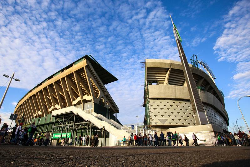 Heliópolis, escenario del Real Betis - Real Madrid de esta noche