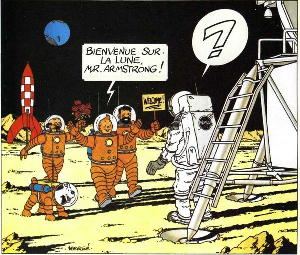 WELCOME TO THE MOON MR ARMSTRONG ! ...........SOURCE BING IMAGES ...
