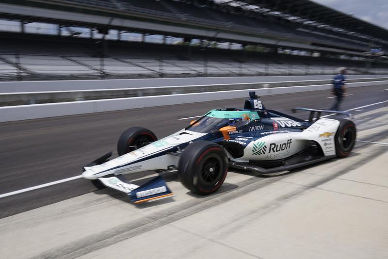 Alonso, en las 500 Millas de Indianápolis