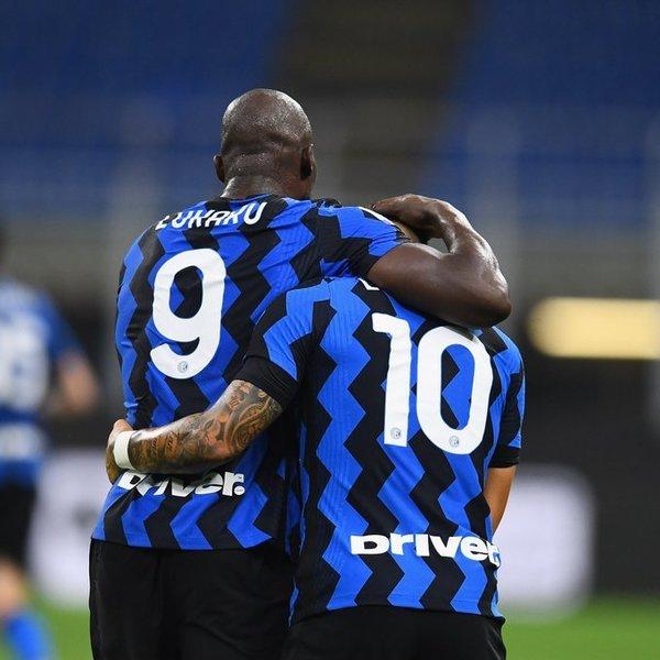 Lukaku y Lautaro, las grandes amenazas del Inter