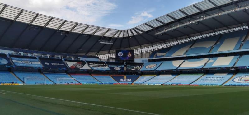 Imagen del Etihad Stadium, escenario del partido. Foto: Esporte Interactivo
