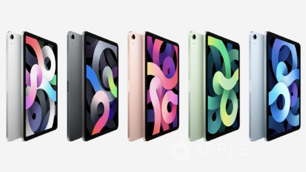 El nuevo iPad Air.