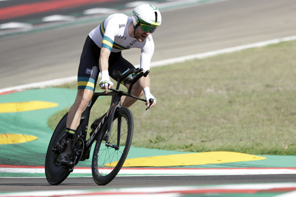 Luke Durbridge, podio provisional