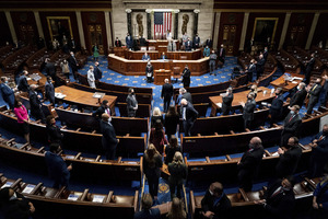 US House of Representatives holds a joint session