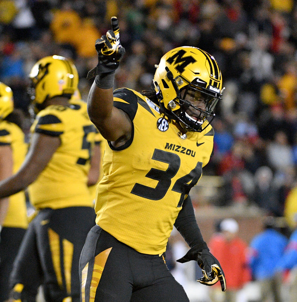 Missouri Football: A New Look for the New Zou. Tigers unveil new uniforms