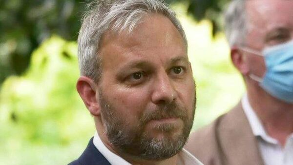 Victoria's Chief Health Officer, Professor Brett Sutton, photographed.