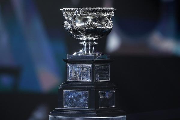 La Norman Brookes Challenge Cup que levantará el campeón FOTO: GETTY