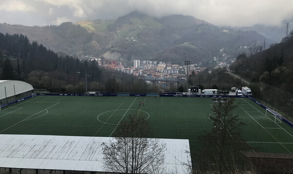 Aquí es donde se va a disputar el encuentro. (FOTO: FCB)