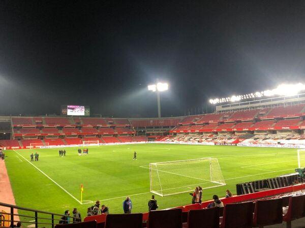 Estadio Nuevo Los Cármenes FOTO: MANEL MONTILLA