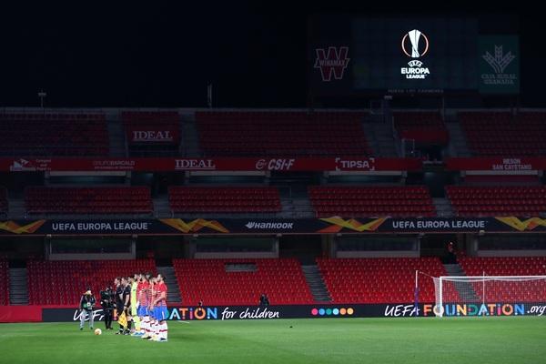 El Granada busca dejar encarrilada la eliminatoria contra el Molde Foto: Getty