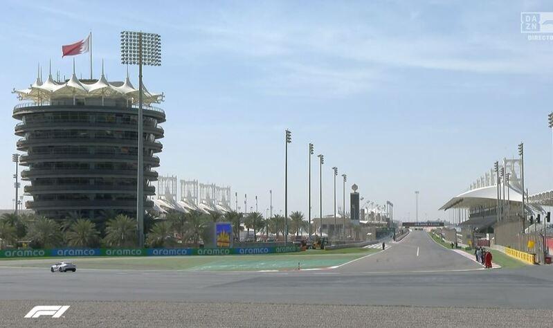 Día final en el circuito de Bahrein