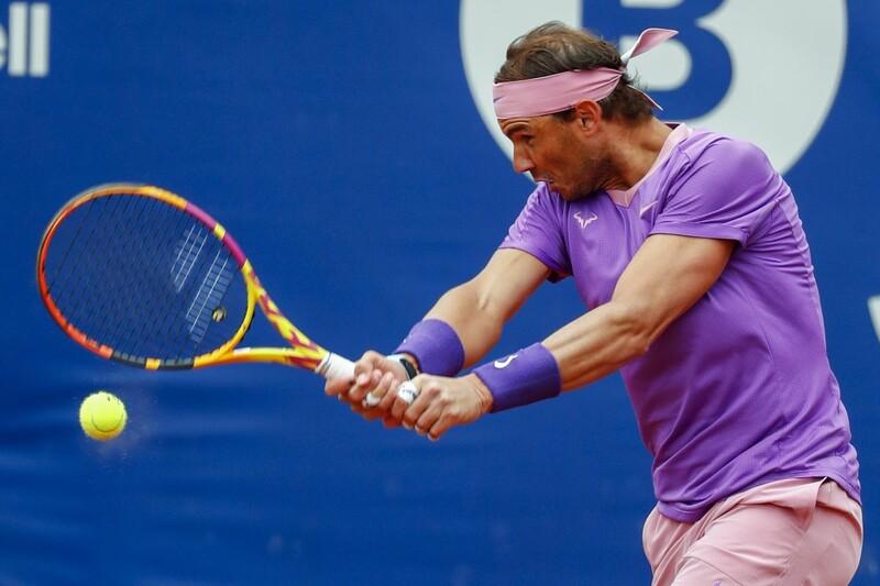 Rafa Nadal, partido complicado en su debut (AP)