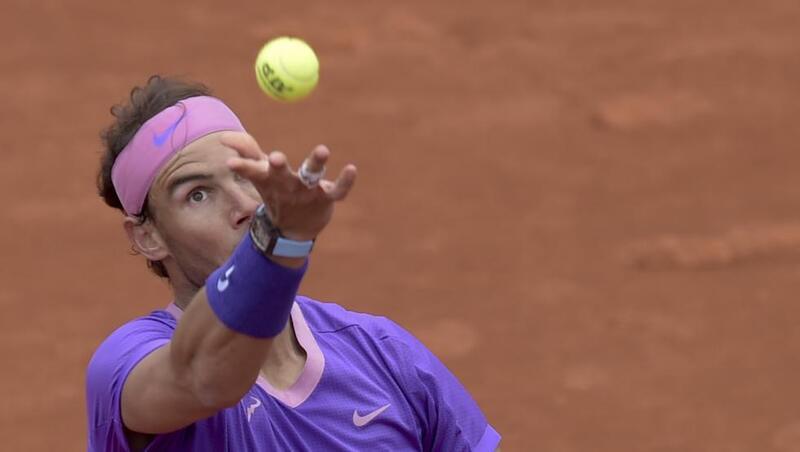 Nadal, mandando en la búsqueda de las semifinales (Manel Montilla)