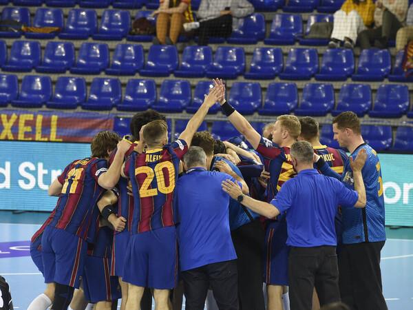 El Barça, cada vez más cerca del título (Manel Montilla/MD)