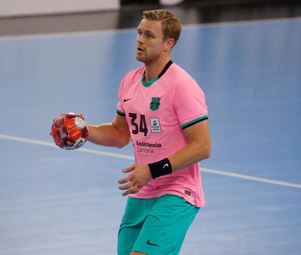 Aron Palmarsson, lateral del Barça (Pep Morata/MD)