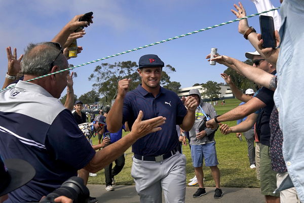 US Open final round live blog: Bryson DeChambeau, Rory McIlroy lead the chasing pack at Torrey Pines