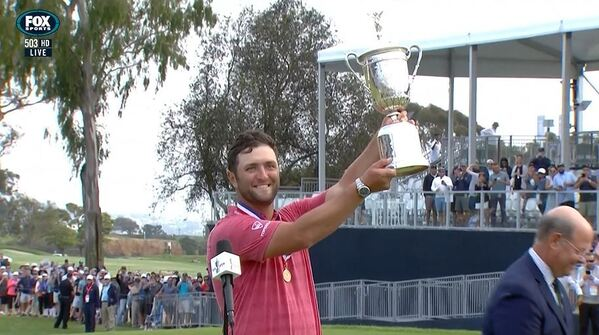 US Open final round live blog: Jon Rahm beats Louis Oosthuizen for first major at Torrey Pines
