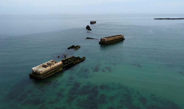 DIRECT. 77e anniversaire du Débarquement en Normandie : suivez les cérémonies de ce samedi 5 juin 0cdb6344-f270-4384-a534-e92d4e1e7392