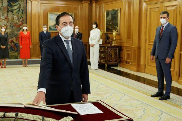 The new head of Spanish diplomacy
