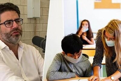 Moeten leerlingen handen nog ontsmetten en hoe gevaarlijk is deltavariant voor kinderen? Steven Van Gucht beantwoordt jullie vragen over corona en het nieuwe schooljaar