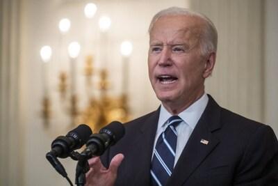 """Joe Biden verplicht coronavaccin voor grote bedrijven, zorg en ambtenaren: """"Dit gaat niet over vrijheid of keuze"""""""
