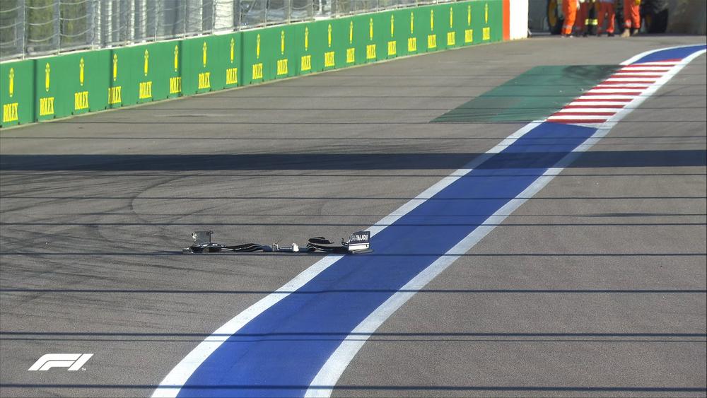 F1 - GP de Russie - EL2 : Bottas mène un doublé Mercedes, Gasly en embuscade
